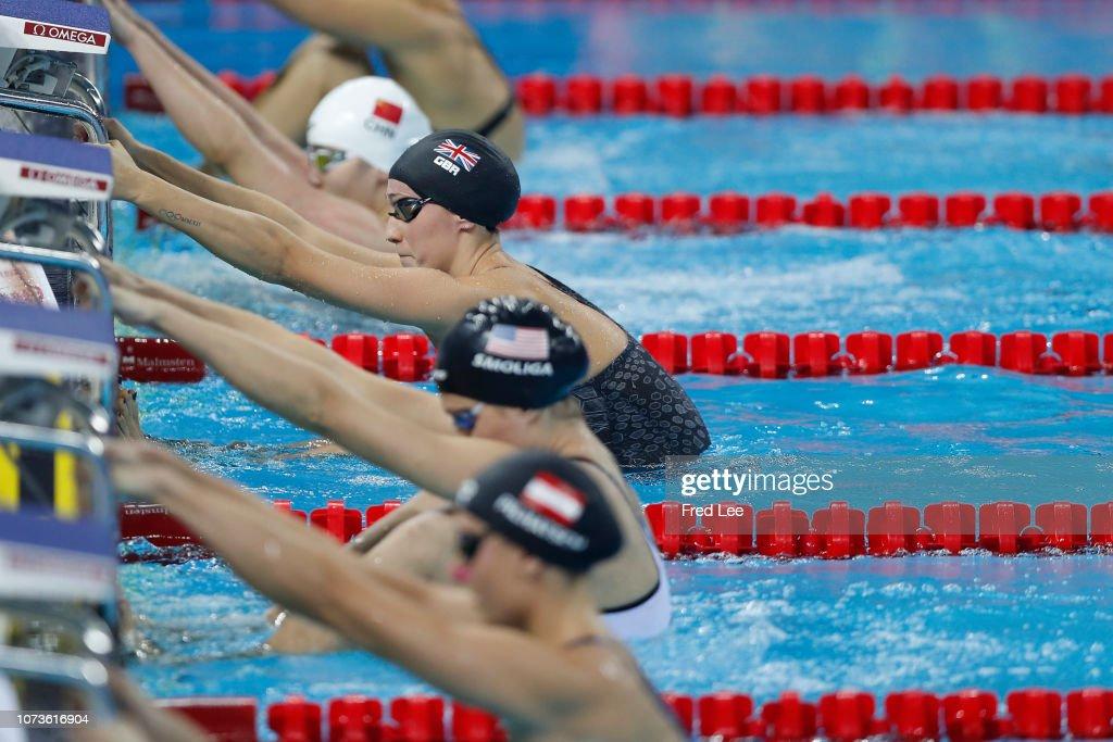 14th FINA World Swimming Championships - Day 5 : News Photo