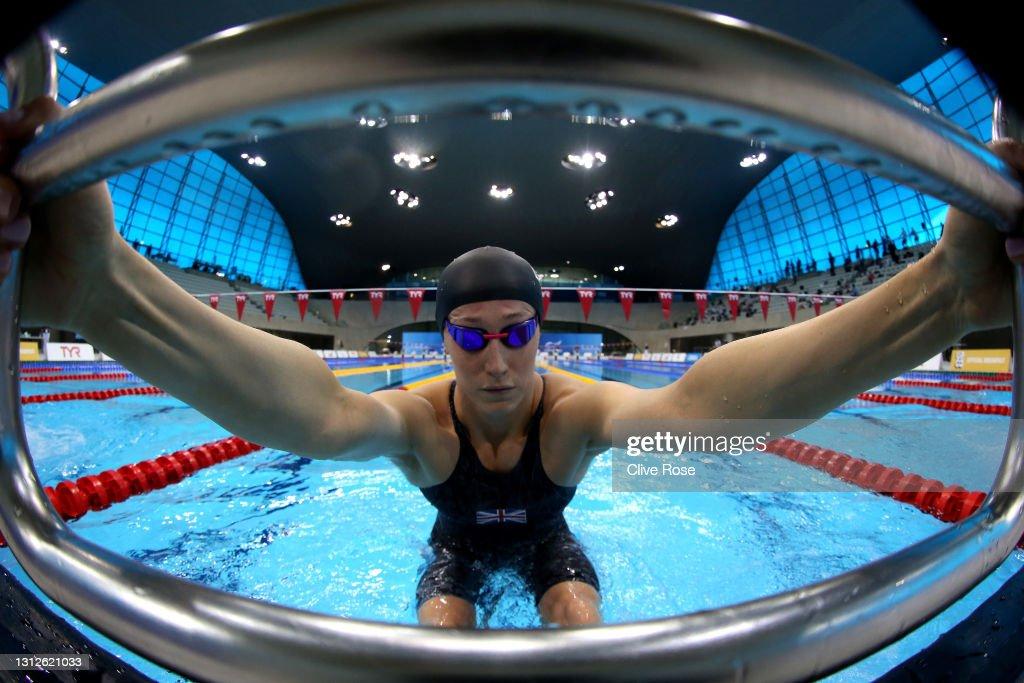 British Swimming Selection Trials 2021 - Day 2 : News Photo