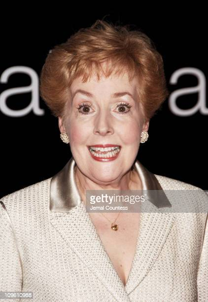 Georgia Engel during 31st Annual American Women in Radio Television Gracie Allen Awards Red Carpet at Marriott Marquis in New York City New York...