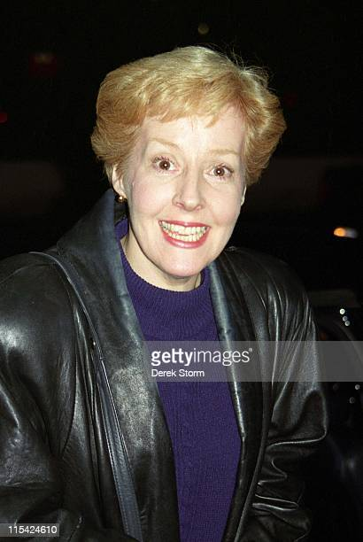 Georgia Engel during Georgia Engel Sighting at JFK Airport March 17 1996 at JFK Airport in New York City New York United States