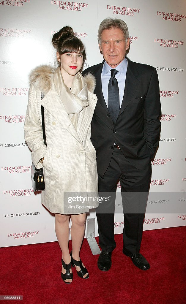 """Cinema Society Screening Of """"Extraordinary Measures"""" - Outside Arrivals"""