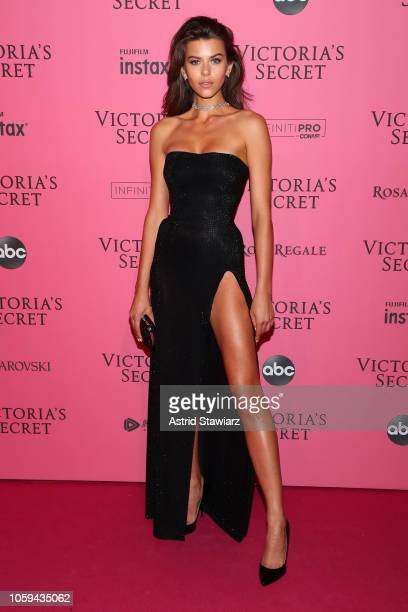 Georgia Fowler attends the 2018 Victoria's Secret Fashion Show After Party on November 8 2018 in New York City
