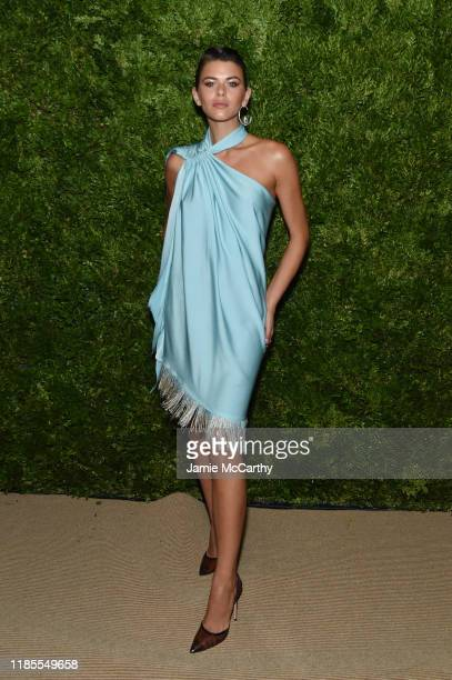 Georgia Fowler attends the CFDA / Vogue Fashion Fund 2019 Awards at Cipriani South Street on November 04 2019 in New York City