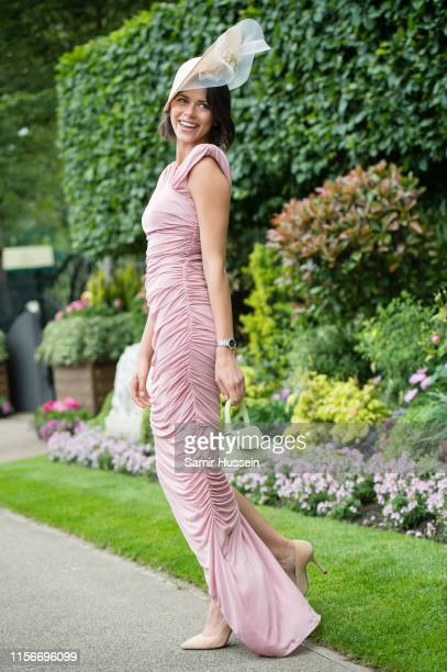 Georgia Fowler on day one of Royal Ascot at Ascot Racecourse on June 18 2019 in Ascot England