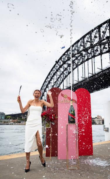 AUS: G.H. Mumm Melbourne Cup Carnival Launch
