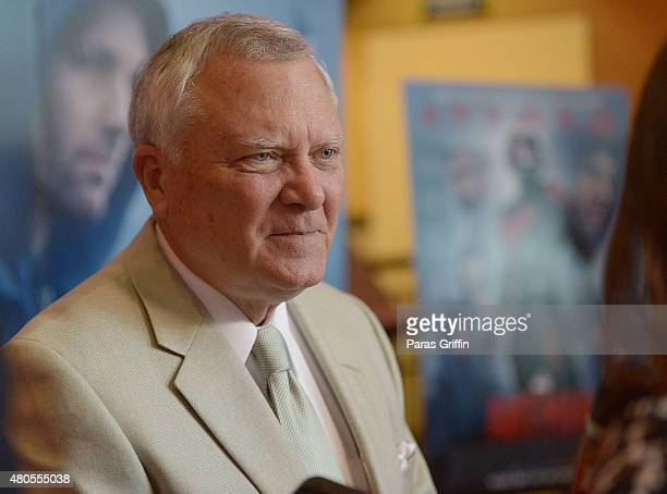 Georgia Governor Nathan Deal attends 'AntMan' Atlanta Cast And Crew Screening at Regal Atlantic Station 18 on July 12 2015 in Atlanta Georgia