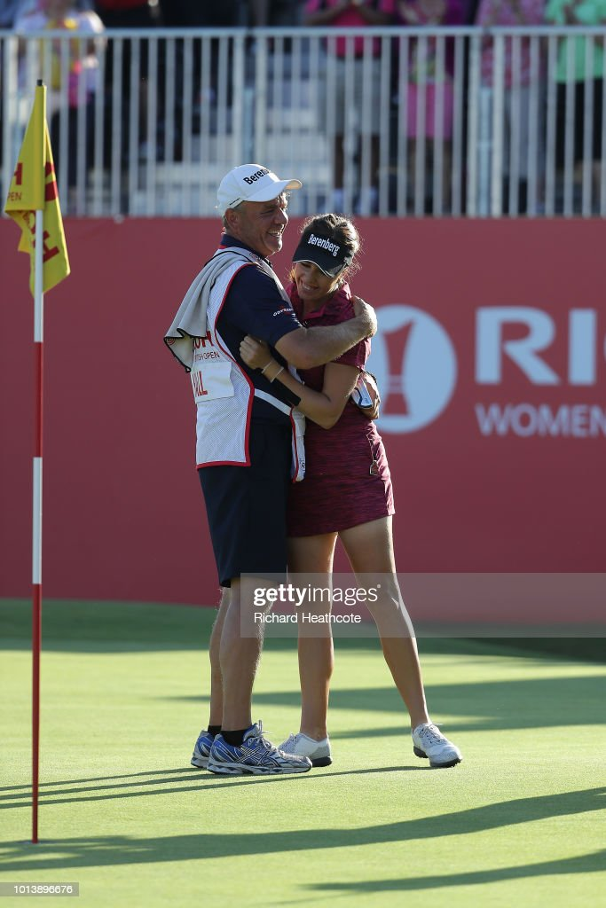 Ricoh Women's British Open - Day Four : News Photo