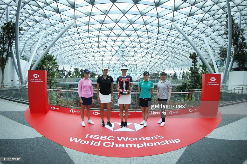 HSBC Women's World Championship - Previews : News Photo