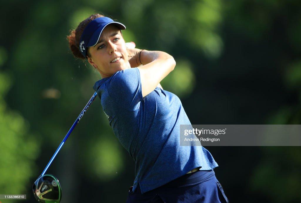 HSBC Women's World Championship - Day Four : News Photo