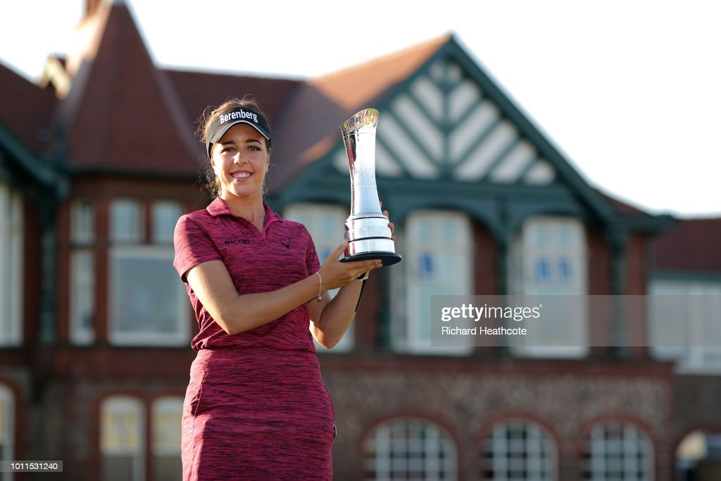 Ricoh Women's British Open - Day Four : News Photo