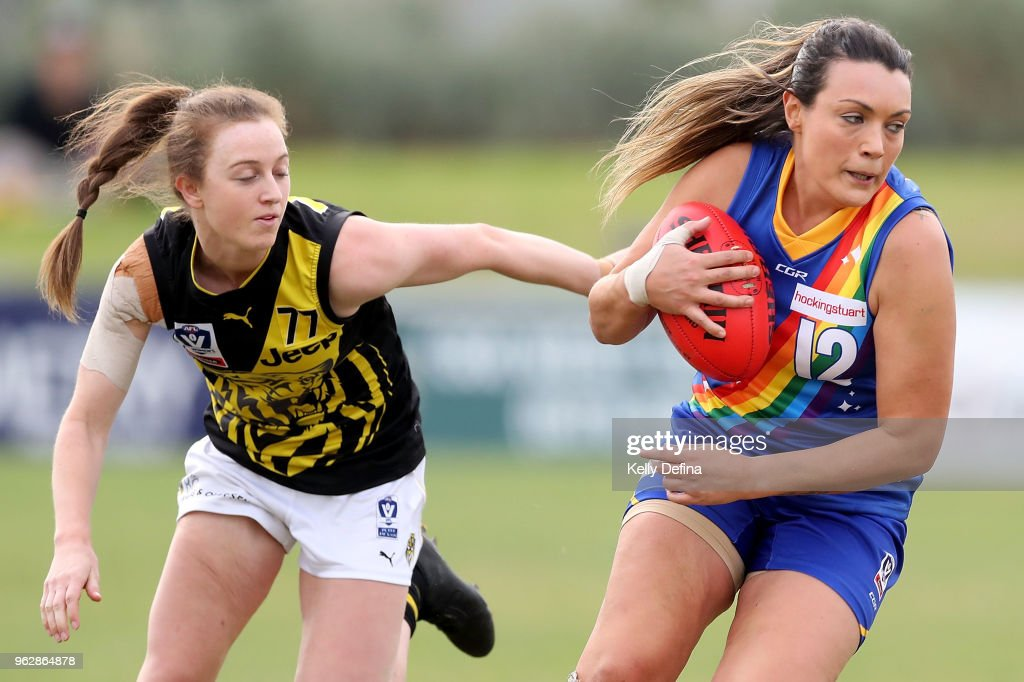VFLW Rd 4 - Williamstown v Richmond