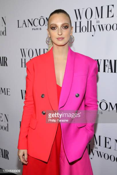 Georgia Hirst attends Vanity Fair and Lancôme Toast Women in Hollywood on February 06 2020 in Los Angeles California