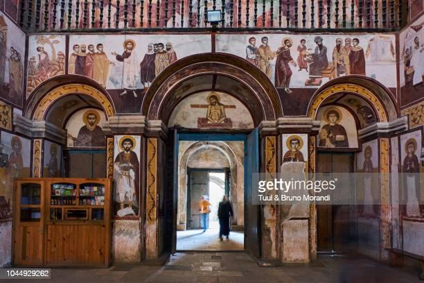 georgia, kutaisi, gelati monastery - 国 ジョージア ストックフォトと画像