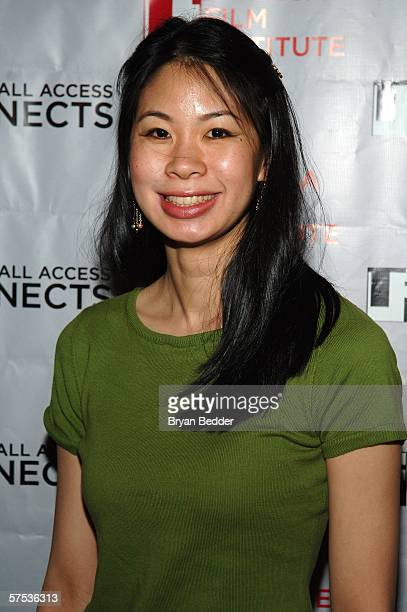 Georgia Lee attends the TAA Closing Night Party during the 5th Annual Tribeca Film Festival May 4, 2006 in New York City.