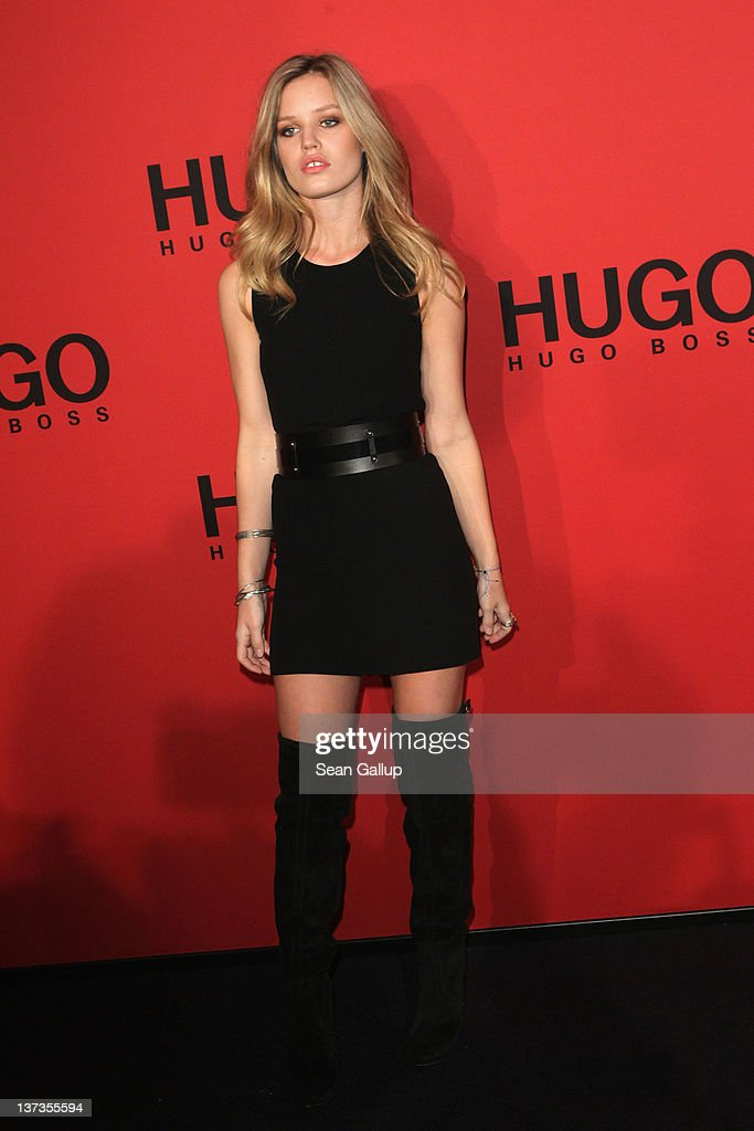 san francisco special section promo codes Georgia May Jagger attends at the Hugo by Hugo Boss Autumn ...