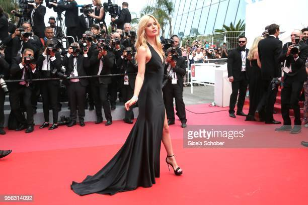Georgia May Jagger daughter of Mick Jagger attends the screening of 'Everybody Knows ' and the opening gala during the 71st annual Cannes Film...
