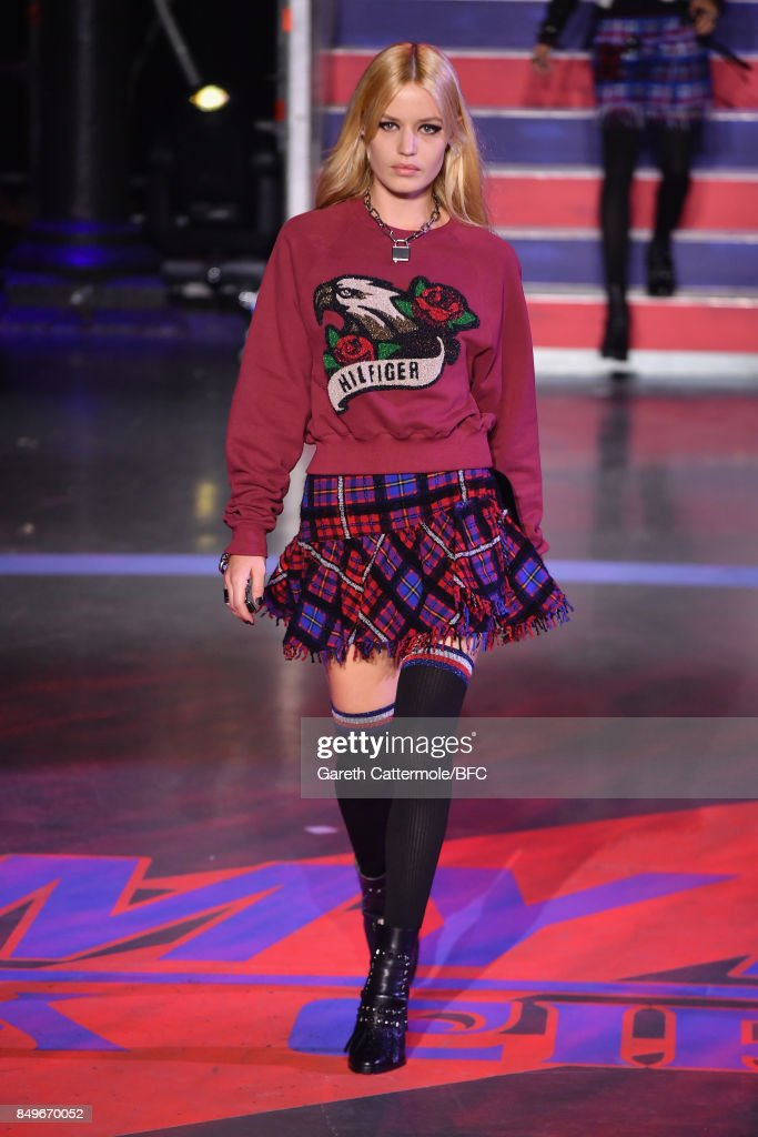 Tommy Hilfiger - Runway - LFW September 2017