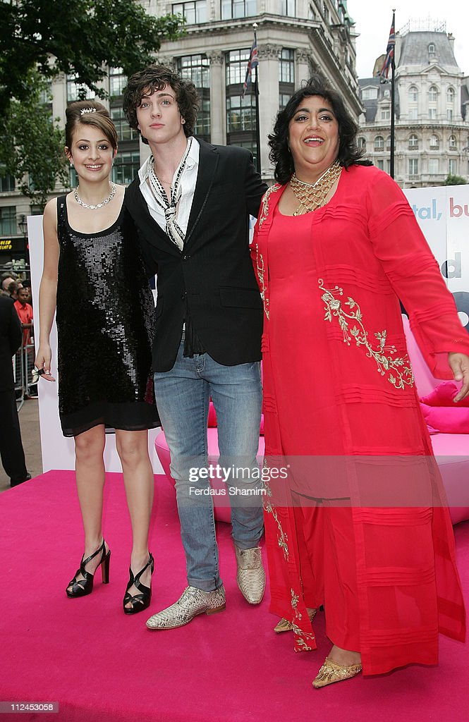Angus, Thongs and Perfect Snogging UK Premiere