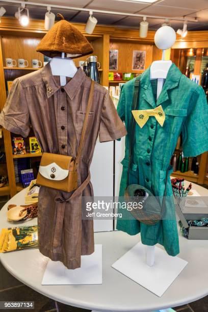 Georgia Savannah Juliette Gordon Low Historic District Girl Scouts uniforms gift shop