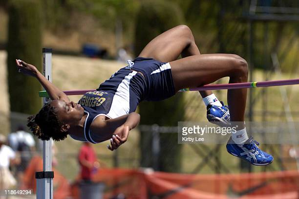 Georgia Tech junior Chaunte Howard finished second in the women's high jump at 6-4 in the 47th Mt. San Antonio College Relays in the 47th Mt. San...