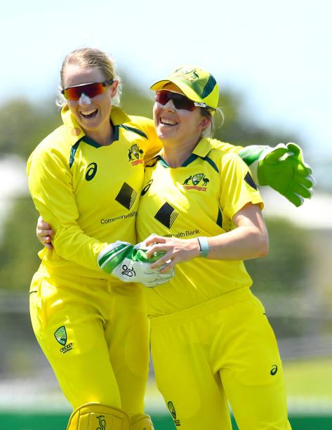 AUS: Australia v India: ODI Series - Game 1