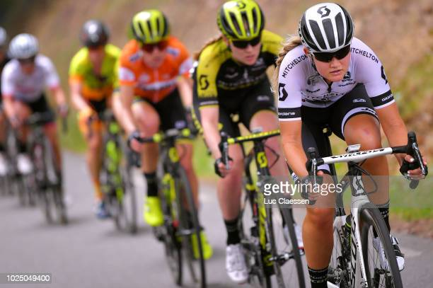 Georgia Williams of New Zealand and Team Mitchelton Scott / during the 21st Boels Rental Ladies Tour 2018 Stage 2 a 1322km stage from Nijmegen to...
