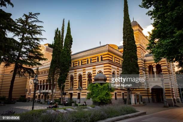 Georgian National Opera Theater, Tbilisi,  Georgia