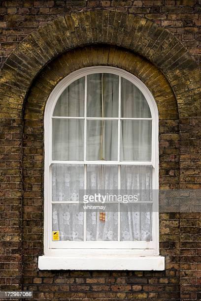 Georgian window