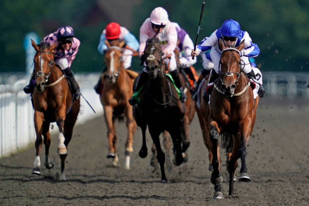 GBR: Kempton Races