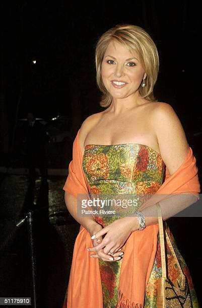 Georgie Gardner at a gala dinner event to celebrate the 70th Anniversary of Australian magazine icon 'The Australian Women's Weekly' An array of...
