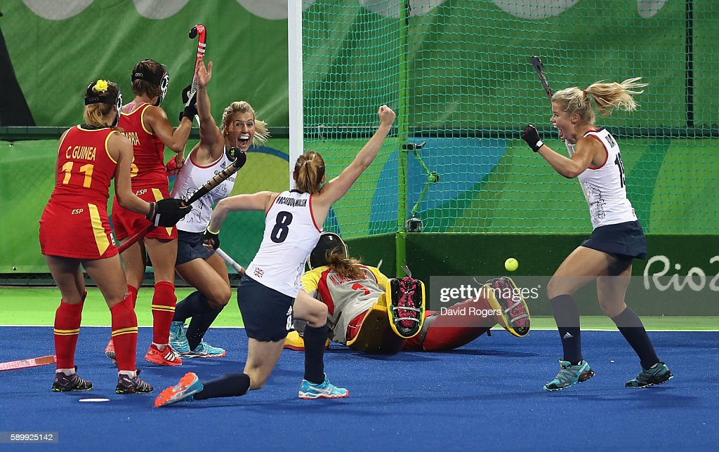 Hockey - Olympics: Day 10 : News Photo