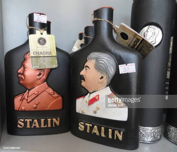 Georgien, Region Innerkartlien in Zentralgeorgien, Gori, Stalins Geburtsstadt, Staatliches Museum I. W. Stalin, eröffnet 1957; das Stalin-Museum...