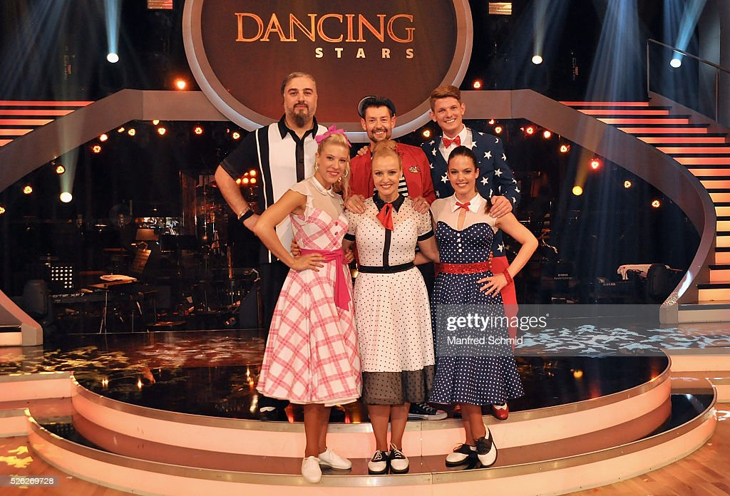 'Dancing Stars' TV Show In Vienna