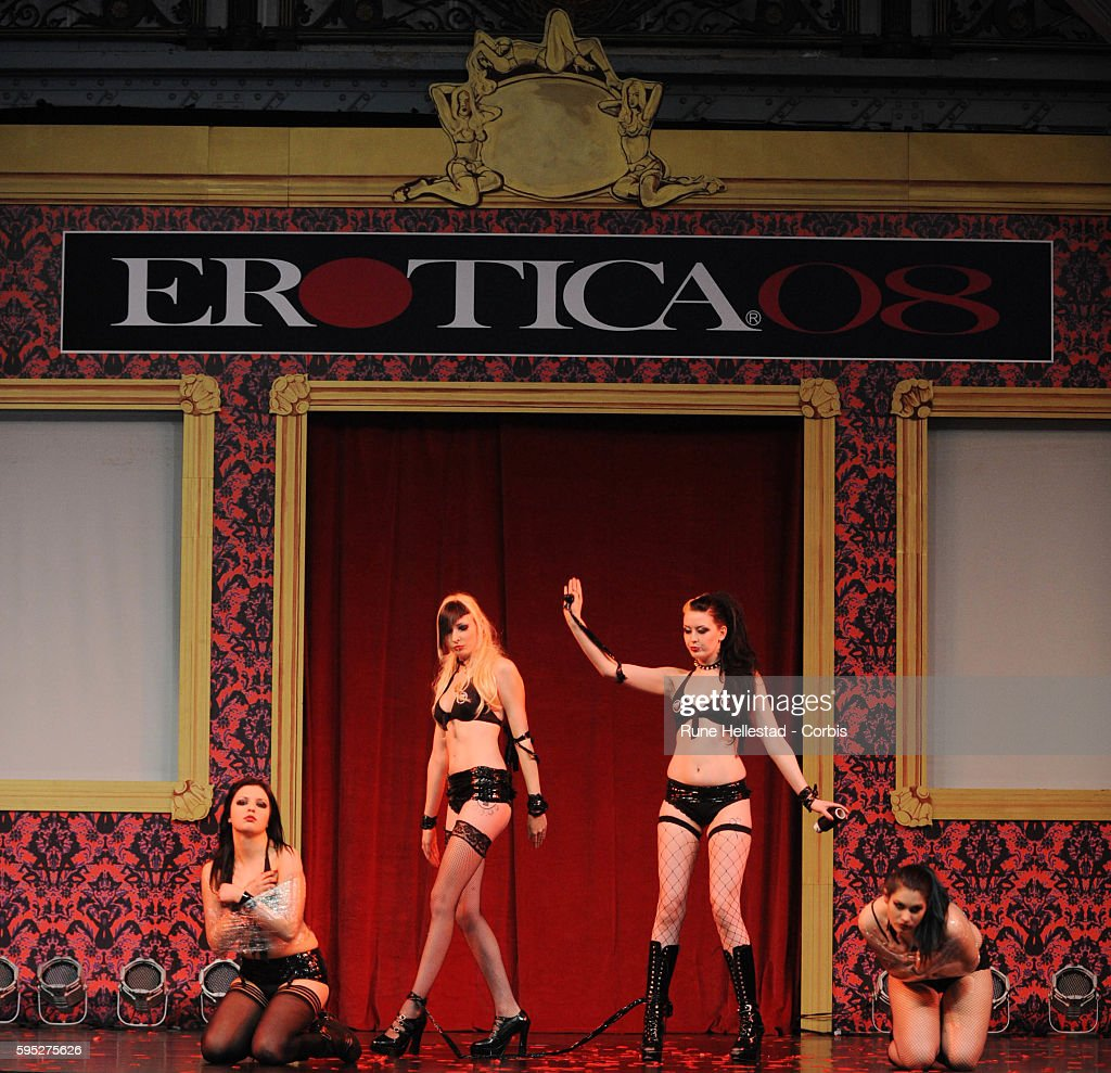 Erotica 2008 uk