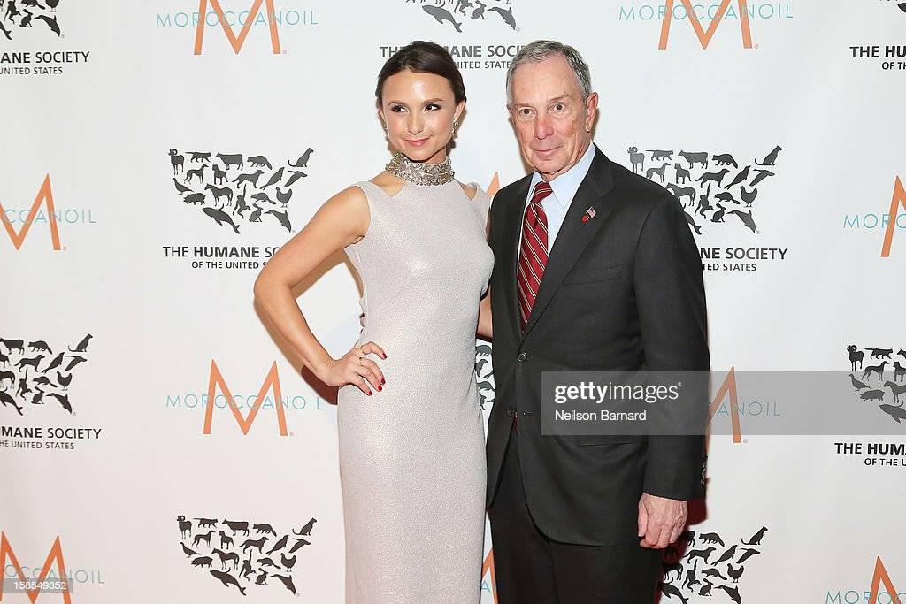 The Humane Society Of The United States' To The Rescue! New York Gala : News Photo