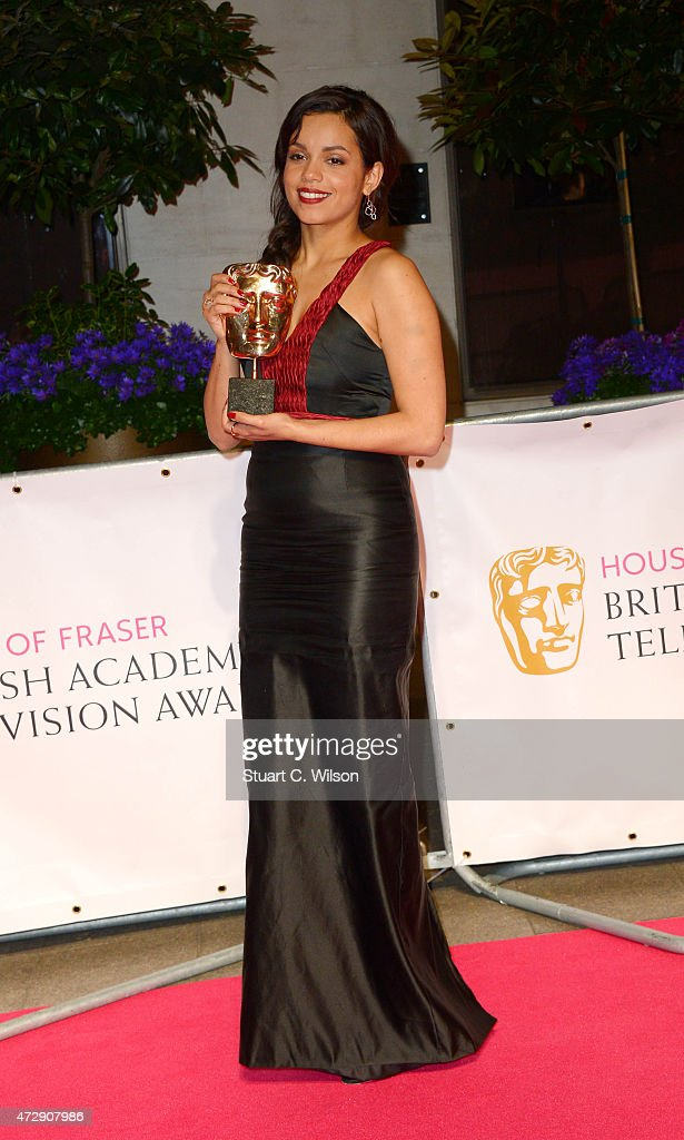 Georgina Campbell attends the After Party dinner for the House of Fraser British Academy Television Awards (BAFTA) at The Grosvenor House Hotel on May 10, 2015 in London, England.