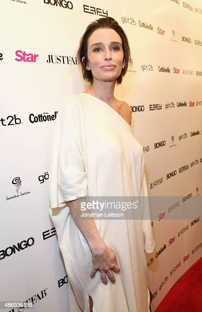 Georgina Cates attends Star Magazine Hollywood Rocks 2014 at SupperClub Los Angeles on April 23 2014 in Los Angeles California