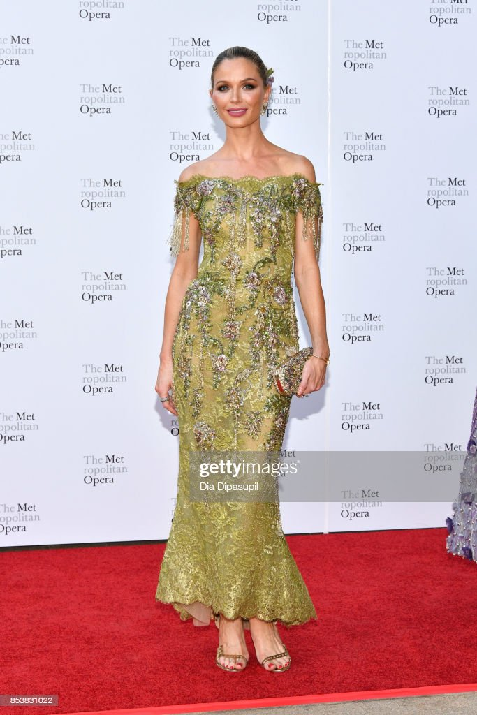 2017 Metropolitan Opera Opening Night