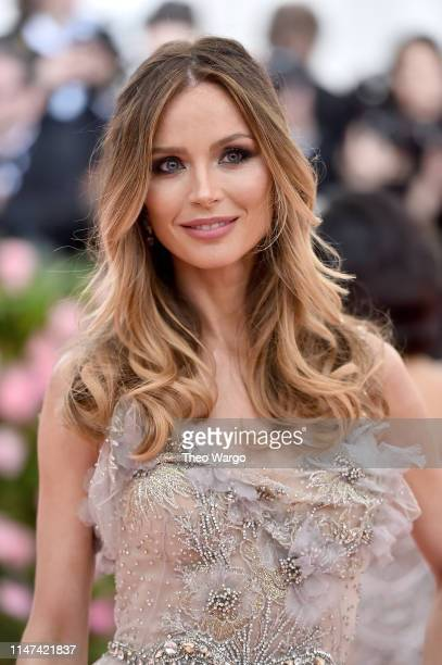 Georgina Chapman attends The 2019 Met Gala Celebrating Camp Notes on Fashion at Metropolitan Museum of Art on May 06 2019 in New York City