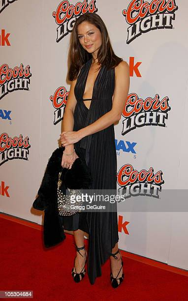 Georgina Chapman during Cold Mountain Los Angeles Premiere at Mann National Theatre in Westwood California United States