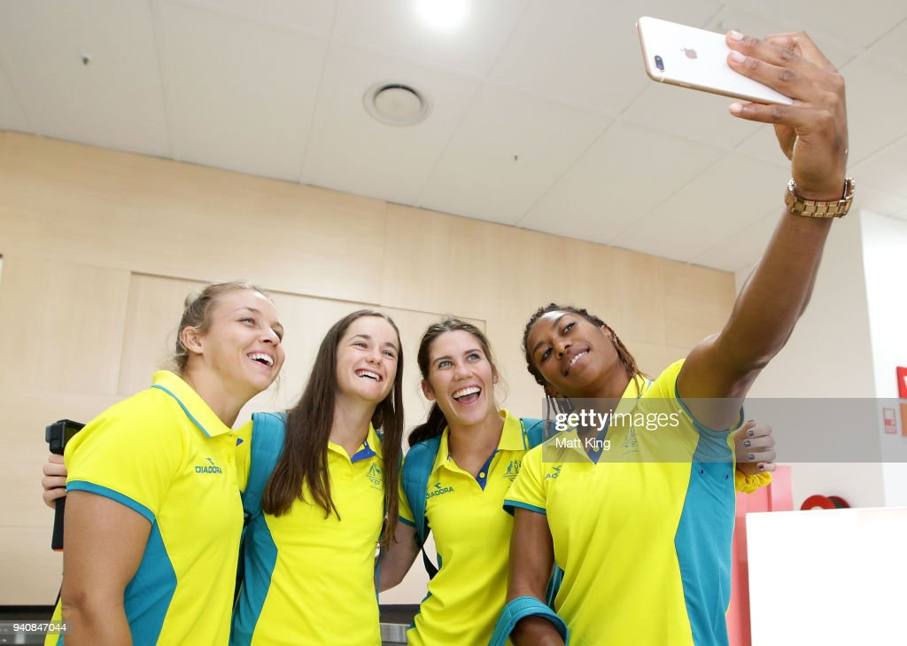 Previews - Gold Coast 2018 Commonwealth Games Day -2