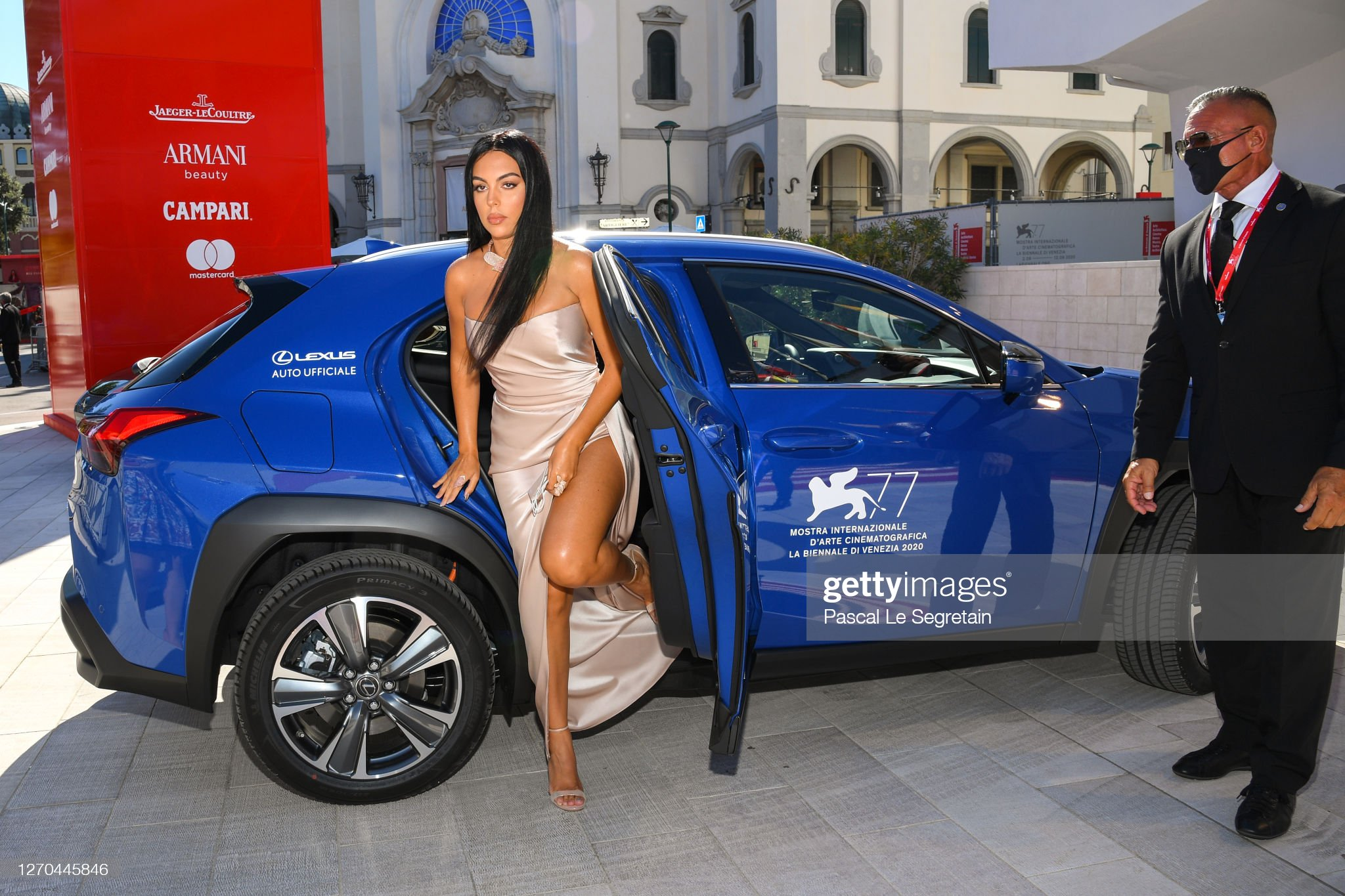 Lexus at The 77th Venice Film Festival - Day 2 : News Photo