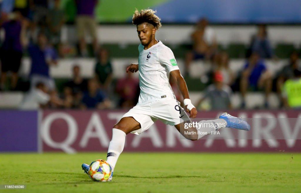 Haiti v France - FIFA U-17 World Cup Brazil 2019 : News Photo