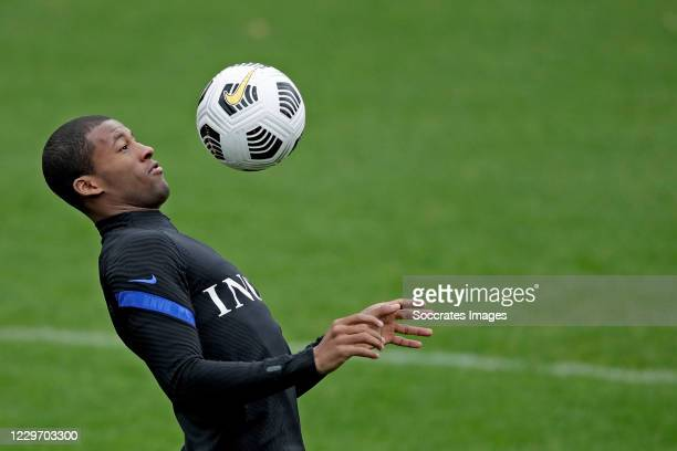Georginio Wijnaldum of Holland during the Training Holland at the KNVB Campus on November 17, 2020 in Zeist Netherlands