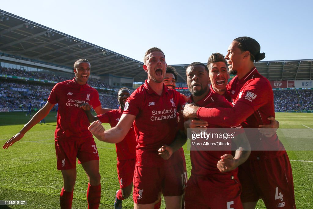 Cardiff City v Liverpool FC - Premier League : News Photo