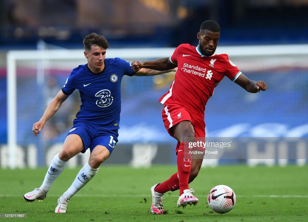 Chelsea v Liverpool - Premier League : Nachrichtenfoto