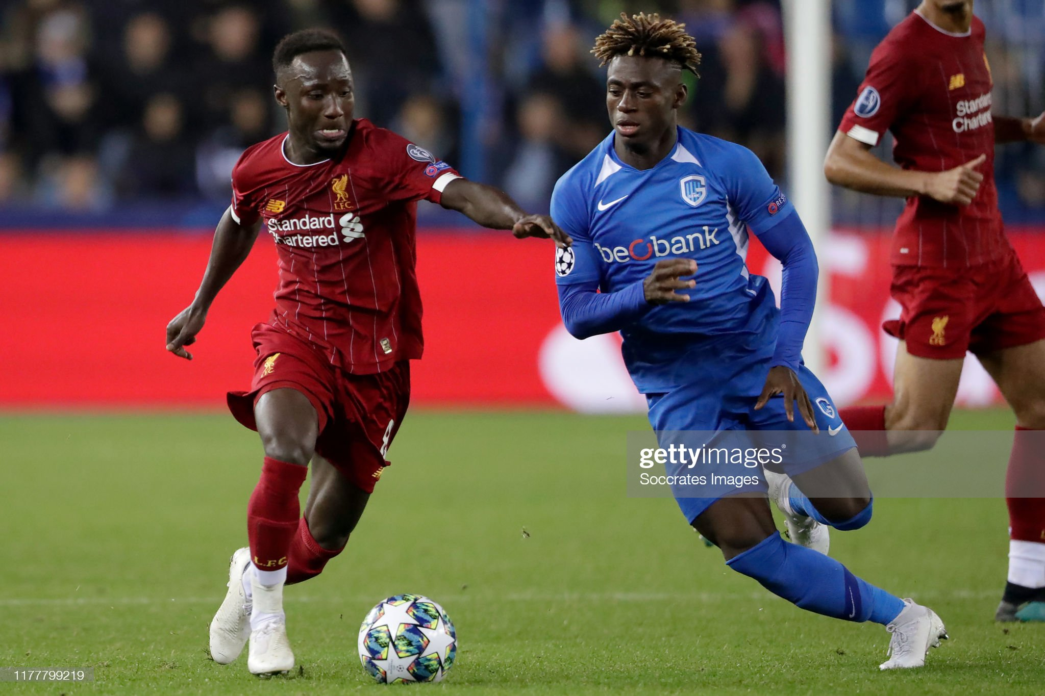 Genk v Liverpool - UEFA Champions League : News Photo
