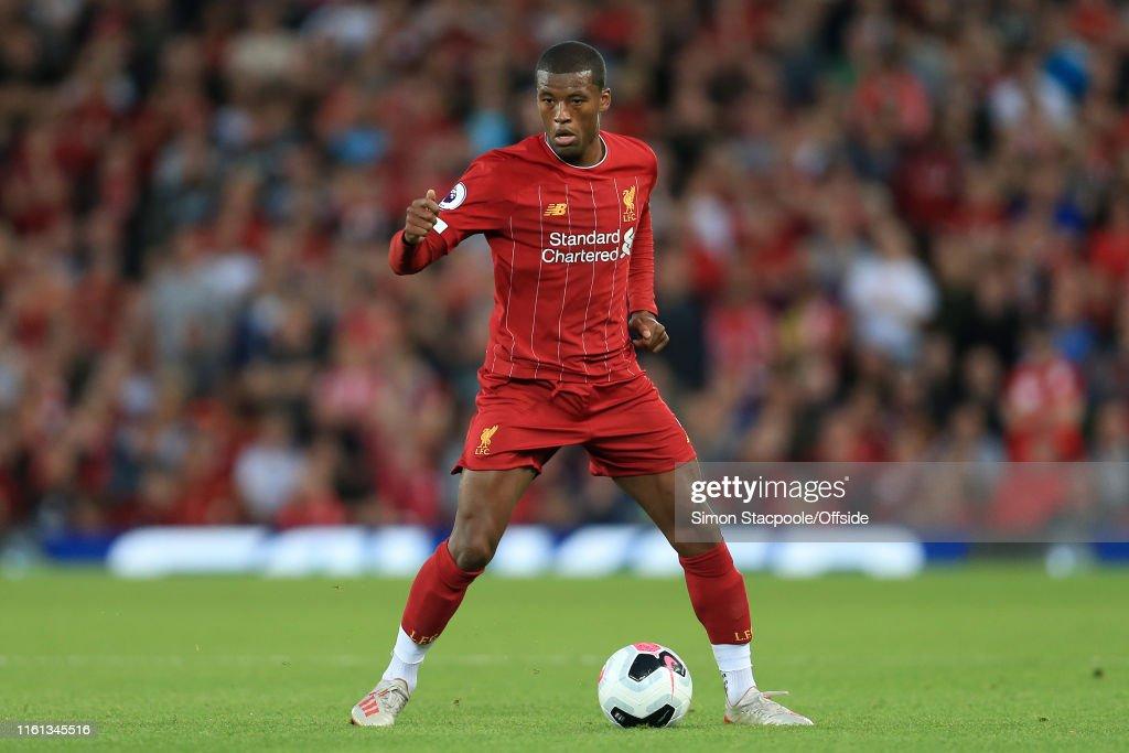 Liverpool v Norwich City - Premier League : News Photo