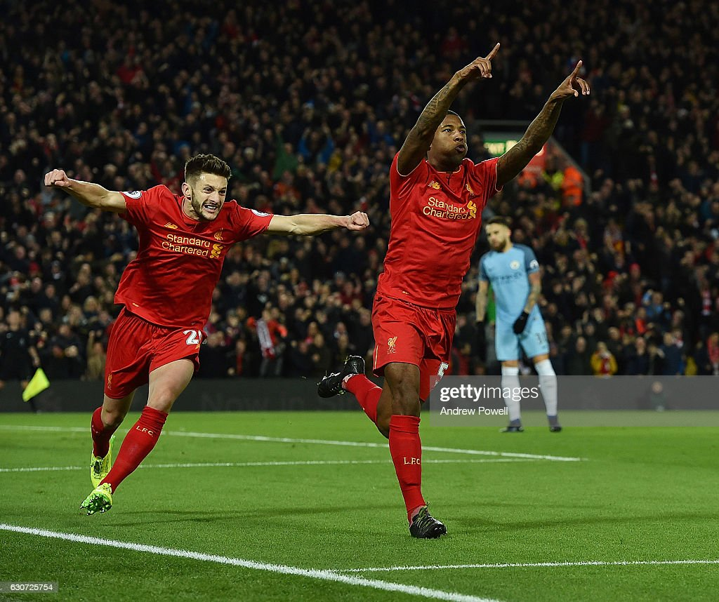 Liverpool v Manchester City - Premier League : ニュース写真