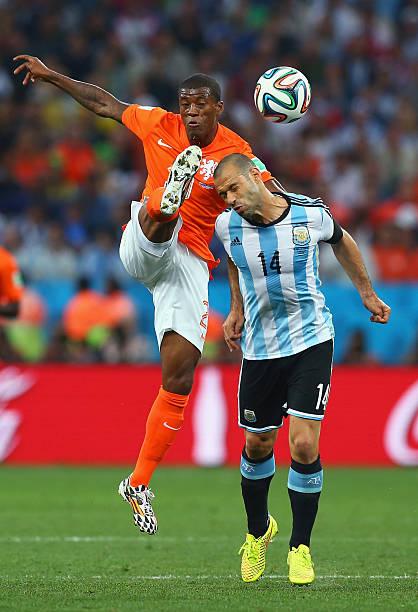 BRA: Netherlands v Argentina: Semi Final - 2014 FIFA World Cup Brazil